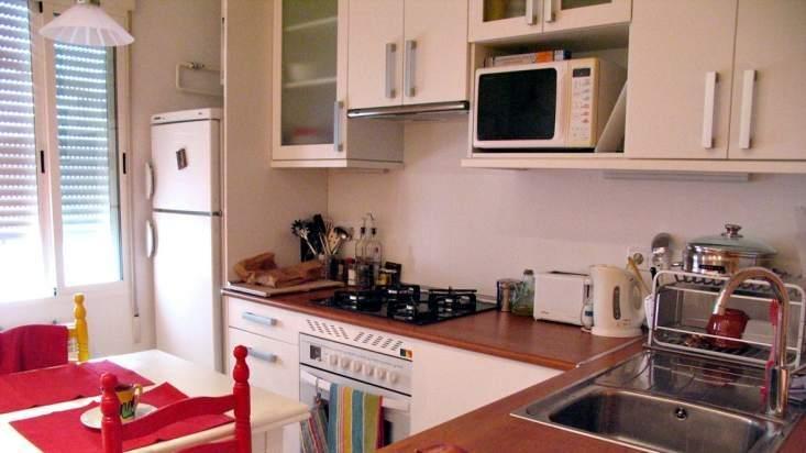C mo 39 agrandar 39 con buenas ideas nuestra peque a cocina Ideas para amueblar una cocina pequena