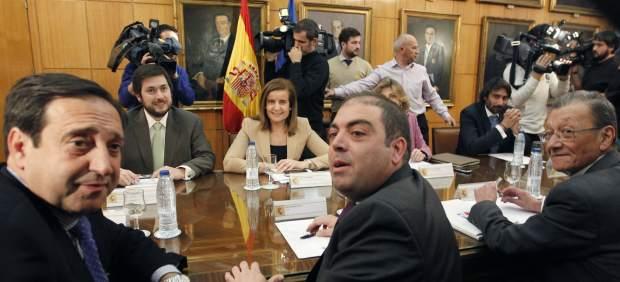 Fátima Báñez y los autónomos