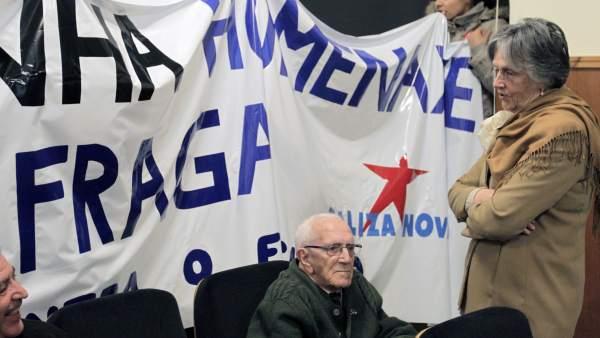 Protestas en Santiago