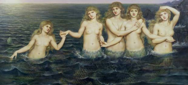 'The Sea Maidens'