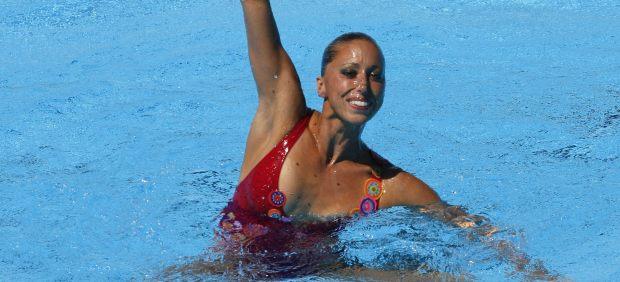 Gemma Mengual, en Roma
