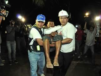 Incendio en una cárcel hondureña