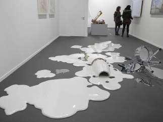 El trabajo presentado por la Galería Ivorpress