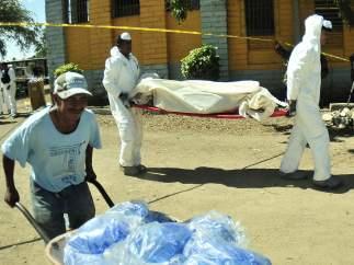 Decenas de muertos en Honduras