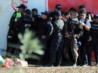 Refugio de policías