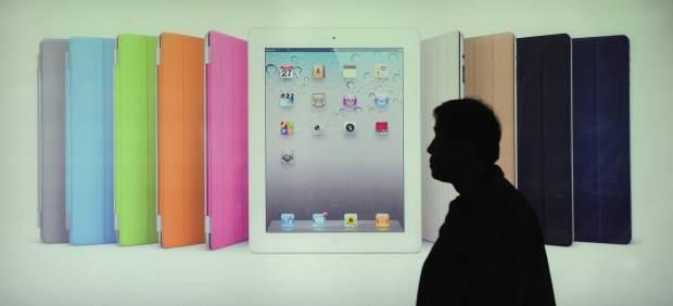 Apple paga a una firma china 47,5 millones de euros para poder usar la marca 'iPad'