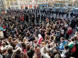 Protesta del Lluis Vives