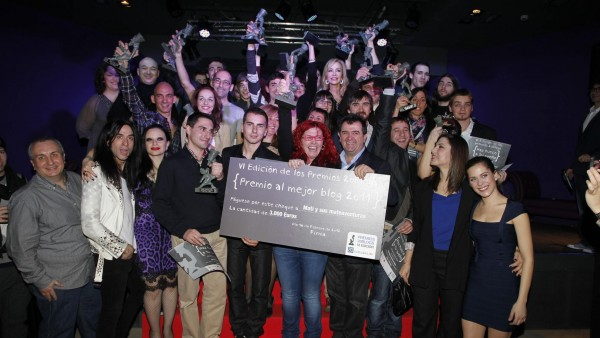 Los 23 premiados de la VI edición de los premios 20Blogs
