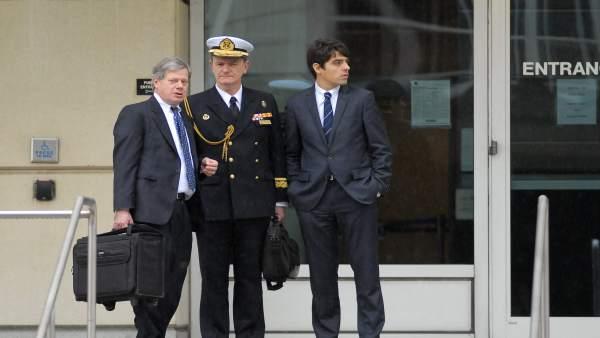 El abogado de España en el caso Odyssey
