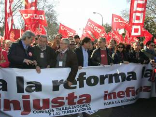 Cabecera en Madrid