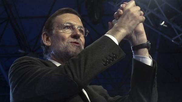 Rajoy, en Sevilla