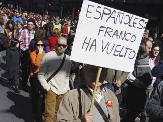 Masiva afluencia en Murcia