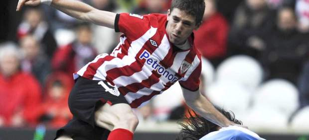 Muniain en el Athletic - M�laga