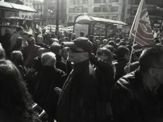Contra la reforma, en Valencia