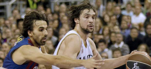 Sada y Llull en el Bar�a - Madrid