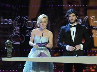 Quim Gutiérrez y Cayetana Guillén Cuervo