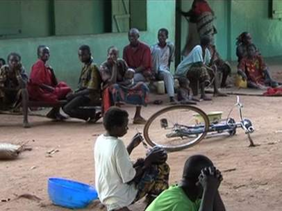 Malaria en África