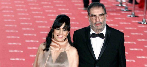 Enrique González Macho y Judith Colell