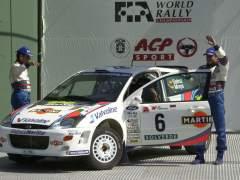 Luis Moya y Carlos Sainz