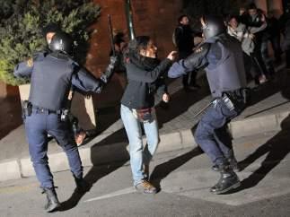 Nuevos enfrentamientos en Valencia