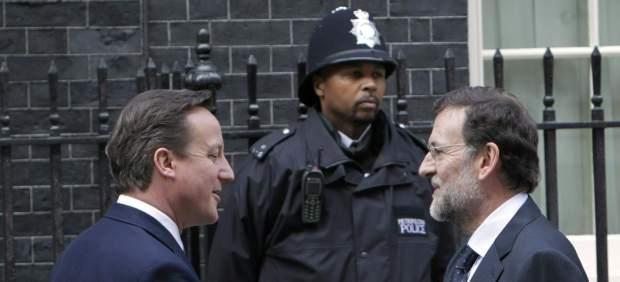 Cameron y Rajoy