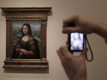 'La Gioconda' del Prado