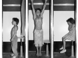 'Jonathan, Mickael, Priscilla, cabine du photomaton', 1996