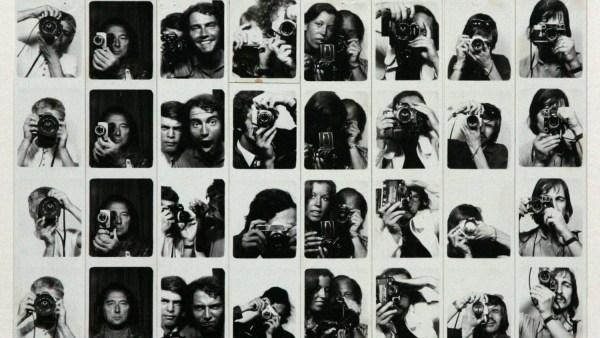 'Esposizione in tempo reale num. 4', 1972