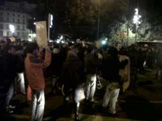Manifestación en Palma de Mallorca