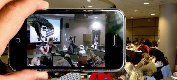 Google prepara unas gafas con tecnología de realidad aumentada y conexión a Internet