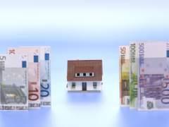 Se firman más hipotecas pero por menos dinero