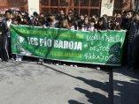 5 minutos de silencio por el IES Lluis Vives de Valencia