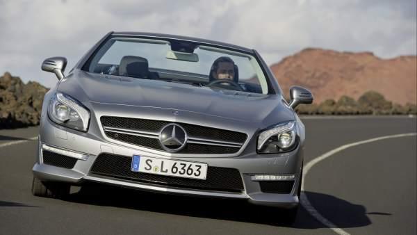 Nuevo Mercedes SL 63 AMG