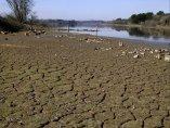 Baja el nivel de los pantanos gallegos