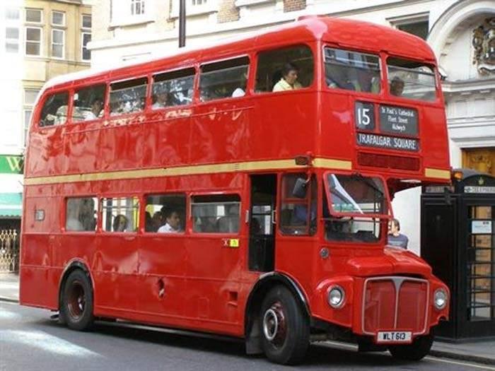 Los Autobuses De Dos Pisos Regresan A Londres Pero Esta Vez En Versi N Ecol Gica