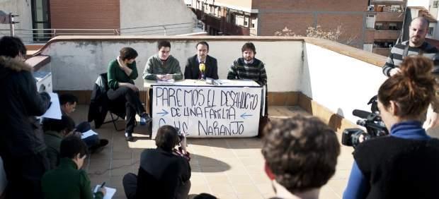 Plataforma deAfectados por la Hipoteca de Madrid.