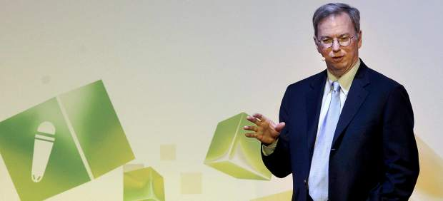 "Schmidt, expresidente de Google: ""Los intentos regulatorios de Internet fracasarán"""
