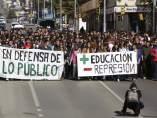 Protesta universitaria