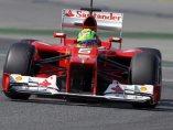 Ferrari, con Massa