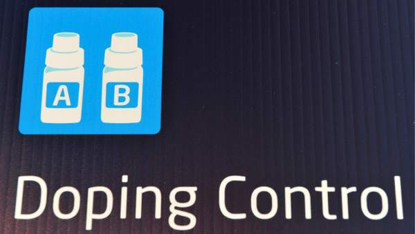 Control de dopaje