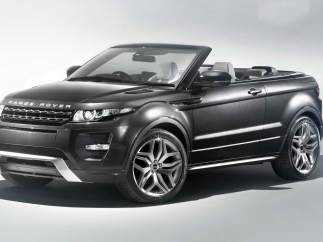 Land Rover Evoque cabrio 'concept'