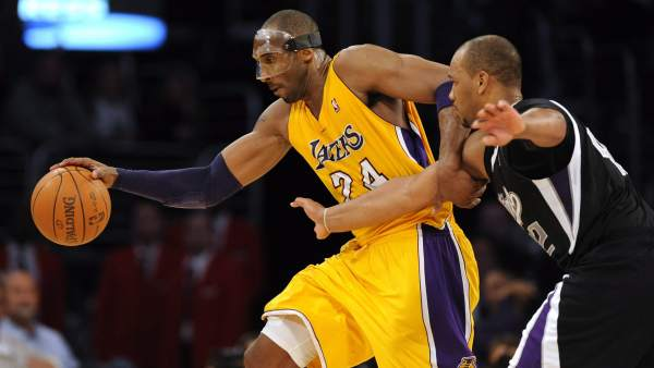 Bryant, ante los Kings