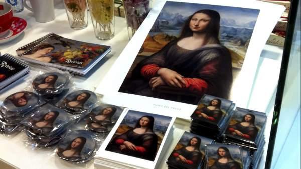 Souvenirs de la Gioconda del Prado