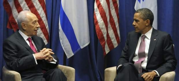 Peres y Obama