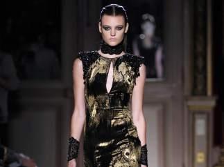 Andrew Gn en la Semana de la Moda de París