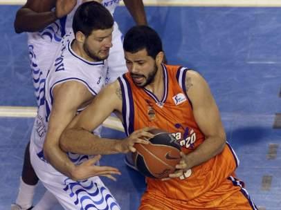 Valencia Basket y Lucentum Alicante