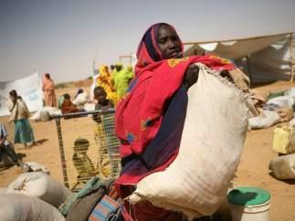 Refugiados de Darfur