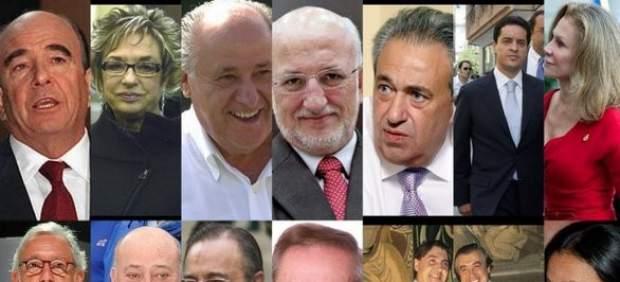 Millonarios españoles
