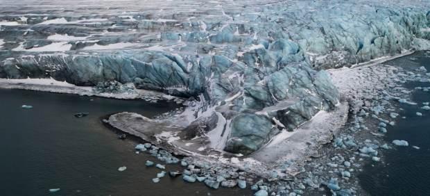 Preocupa el deshielo de los glaciares