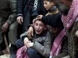 Dolor en Siria